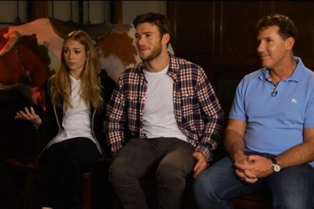 Interview: Britt Robertson, Scott Eastwood,...