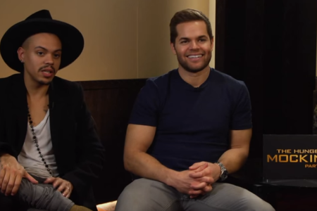 Interview: Evan Ross & Wes Chatham talk...