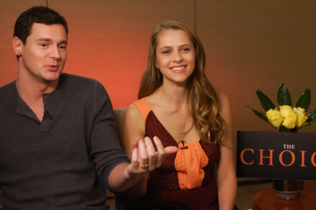 Interview: Teresa Palmer & Benjamin...