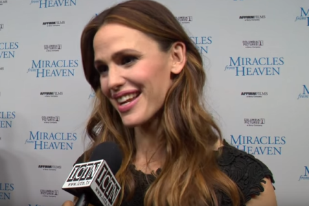 "Interview: Jennifer Garner talks ""Miracles..."