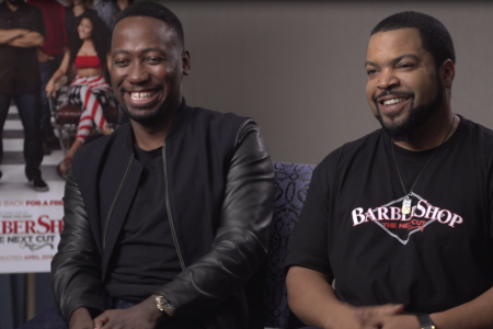 Interview: Ice Cube & Lamorne Morris...