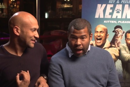 "Interview: Key and Peele Talk and Sing ""Keanu"""