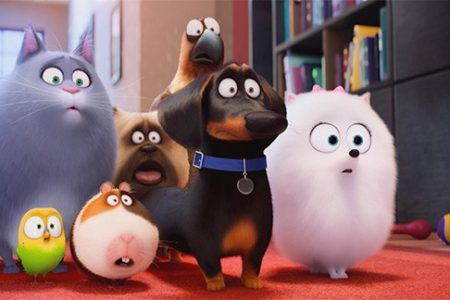 "Movie Review: ""The Secret Life of Pets""..."
