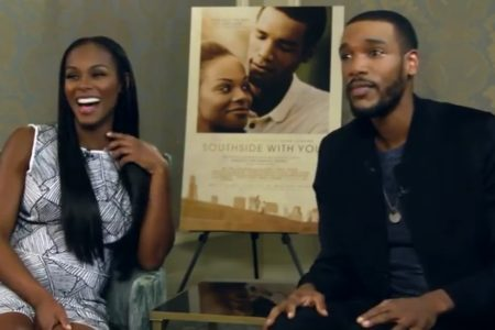 Interview: Tika Sumpter and Parker Sawyers...