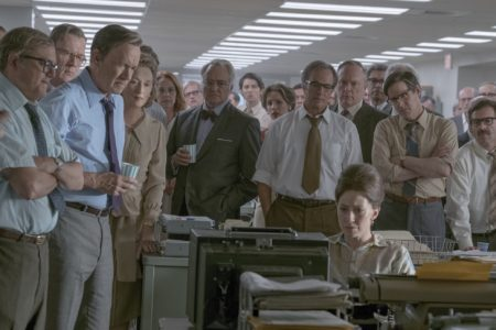 "North Texas Film Critics Name ""THE POST"" As..."