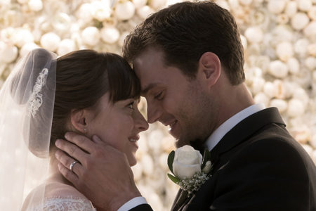 "Movie Review: ""Fifty Shades Freed""..."