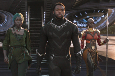 Movie Review: Black Panther and Disney DVD...