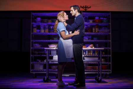 """Waitress"" at Music Hall at Fair..."