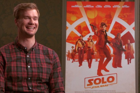 Interview: Joonas Suotamo brings Chewbacca...