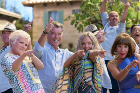 "Movie Review: ""Mamma Mia! Here We Go..."
