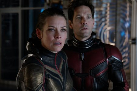 "Movie Review: ""Ant Man and the Wasp""..."