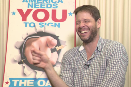 "Interview: Ike Barinholtz talks ""The..."