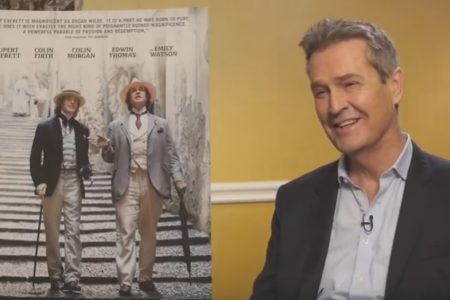 "Interview: Rupert Everett talks ""The..."