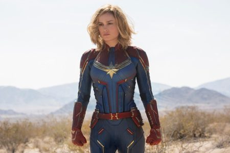 "Movie Review: ""Captain Marvel""..."