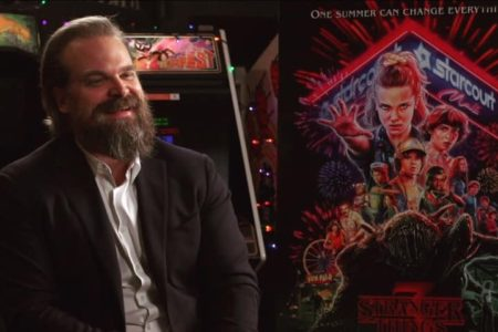 "Interview: David Harbour talks ""Stranger..."