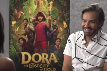 "Interview: Eugenio Derbez talks ""Dora..."