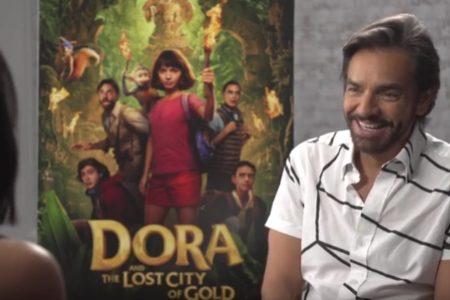 """Interview: Eugenio Derbez talks """"Dora..."""