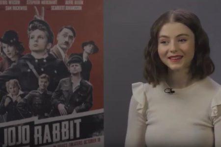 Movie Interview: Thomasin McKenzie talks...