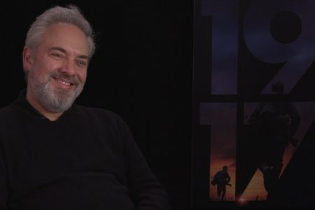 """1917"" Interview: Sam Mendes,..."