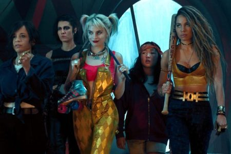 "Movie Review: ""Birds of Prey"""
