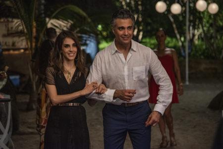 Interview: Jaime Camil & Sandra Echeverría...