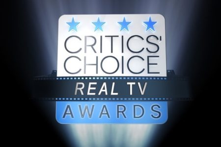 "SECOND ANNUAL ""CRITICS CHOICE REAL TV AWARDS""..."