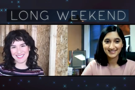"""Long Weekend"" Interview with..."
