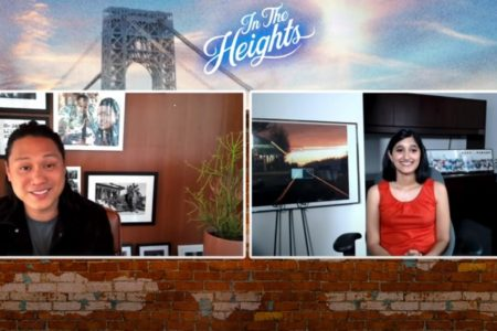 """Interview: """"In the Heights"""" w/..."""