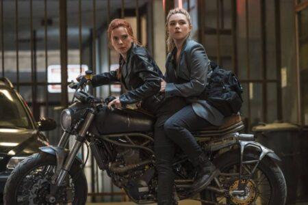 "Movie Review: ""Black Widow"""